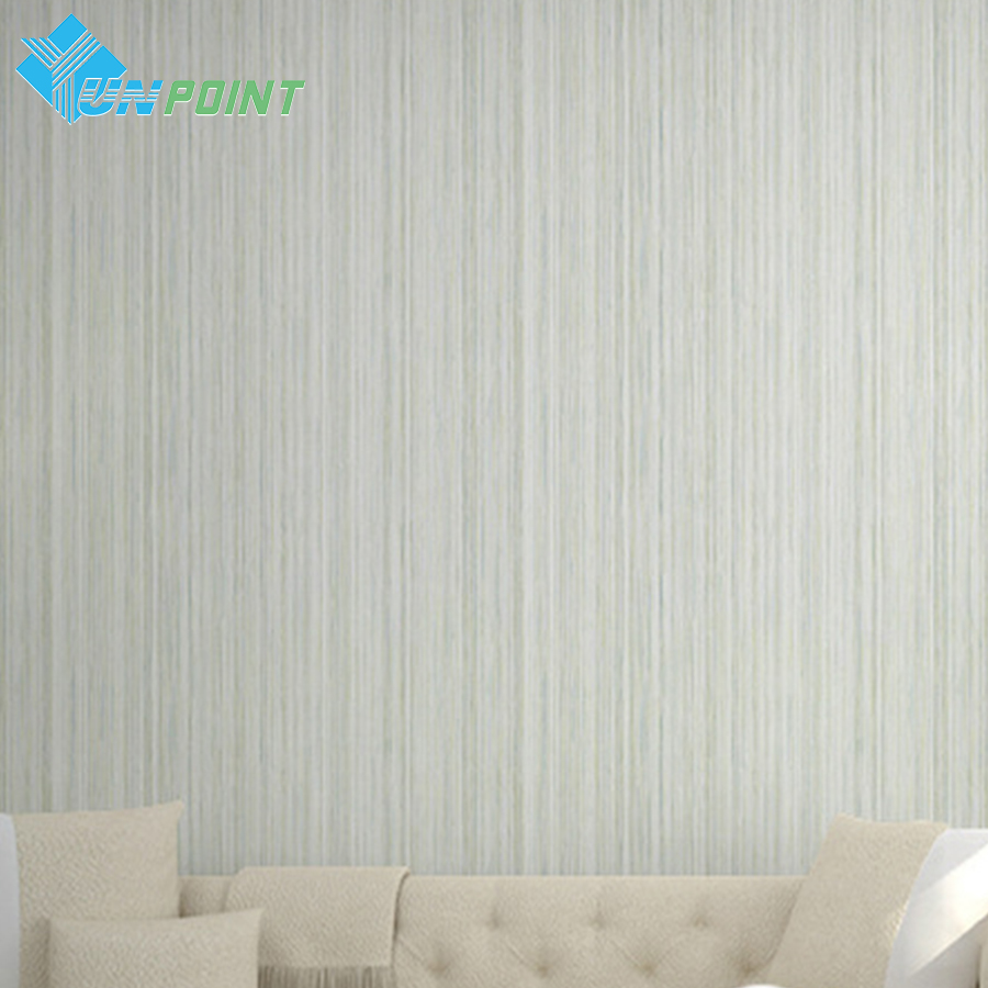 Gray Striped Effect Non-woven Wall Paper Roll Modern Simple Wallpaper for Living Room Bedroom Background Wall Home Decor<br><br>Aliexpress