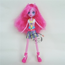 Action Figure EG Doll Pinkie Pie Friendship Games Best Gift for Girl