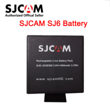 Original SJCAM Brand 3.8V 1000mAh 3.7Wh Li-ion Battery Black for SJCAM SJ6 LEGEND Sport Camera Batteries(China)