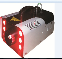 Hot sell high quality LED 900W Fog Machine Mini 900w RGB LED Smoke Machine Stage Special Effects dj equipment(China)