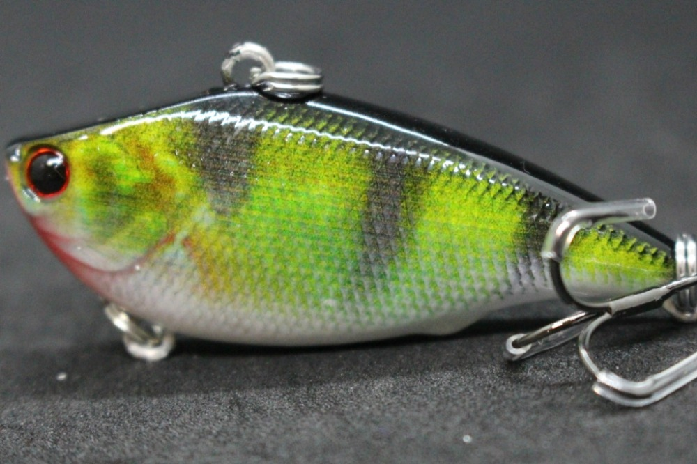 17 wLure Life Like Pattern Fishing Lure with Upgraded Treble Hooks 45