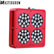 Apollo 4 Full Spectrum 300W 10Bands LED Grow light Panel With Red/Blue/UV/IR For Medical Flower Plants And Hydroponic System