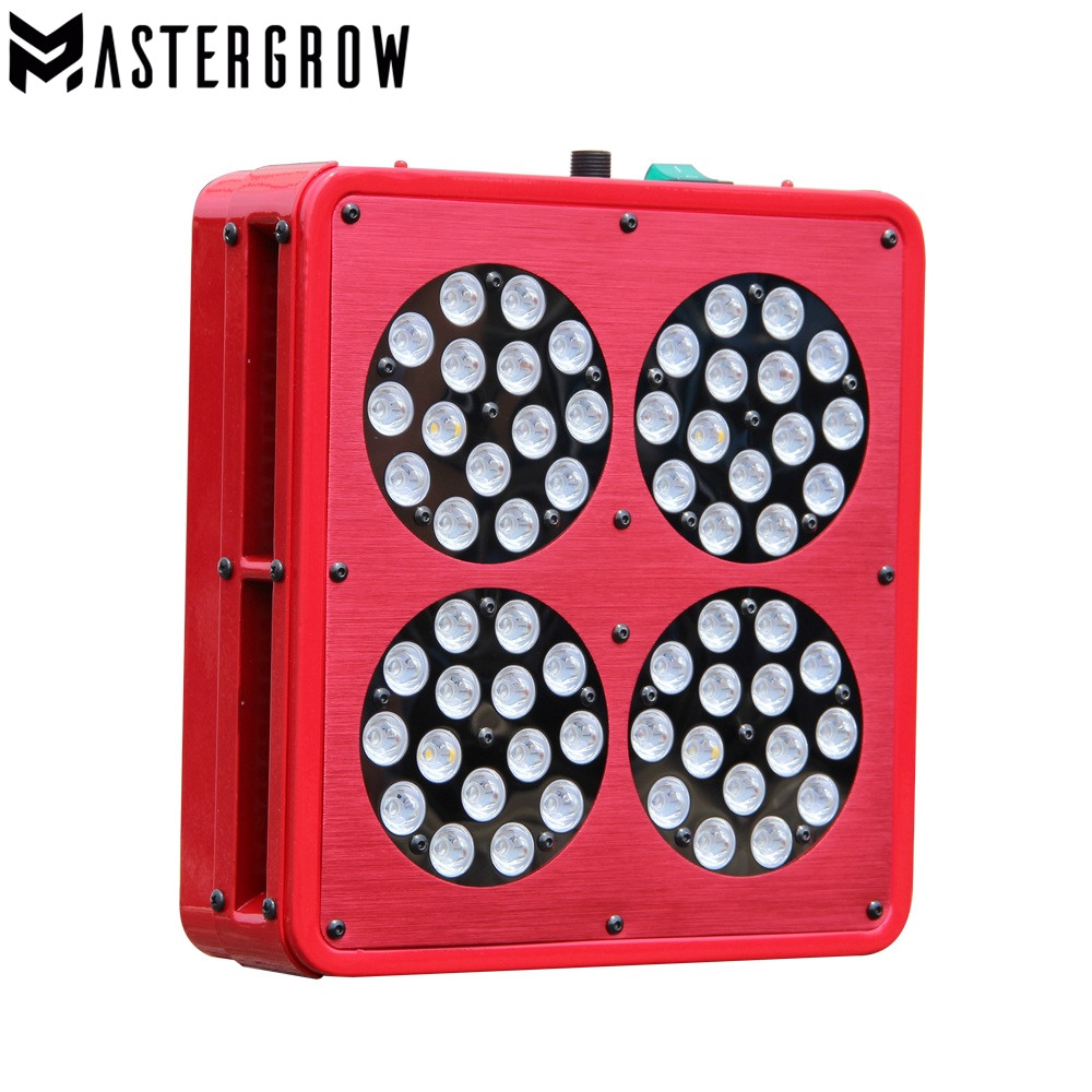 Apollo 4 Full Spectrum 300W 10Bands LED Grow light Panel With Red/Blue/UV/IR For Medical Flower Plants And Hydroponic System(China)