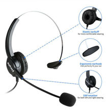 PROMOTION!!Office Headset Headphone with Mic ONLY for CISCO IP Phones 7940 7960 7970 7821 7841 7861 8851,8861 8941,8945,8961 etc(China)
