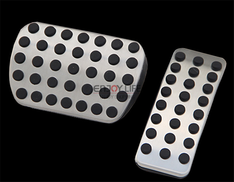 Fuel Gas Brake Foot Pedal Plate AT For Mercedes Benz CLA C117 CLA180 CLA200 CLA250 CLA45 X156 GLA GLA200 GLA220 GLA250 GLA45(China (Mainland))