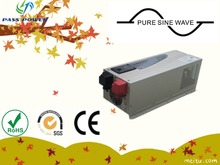 UPS functon low frequency hybrid solar inverter 1000w with charger ,CE&SGS&RoHS&IP30 Approved(China)
