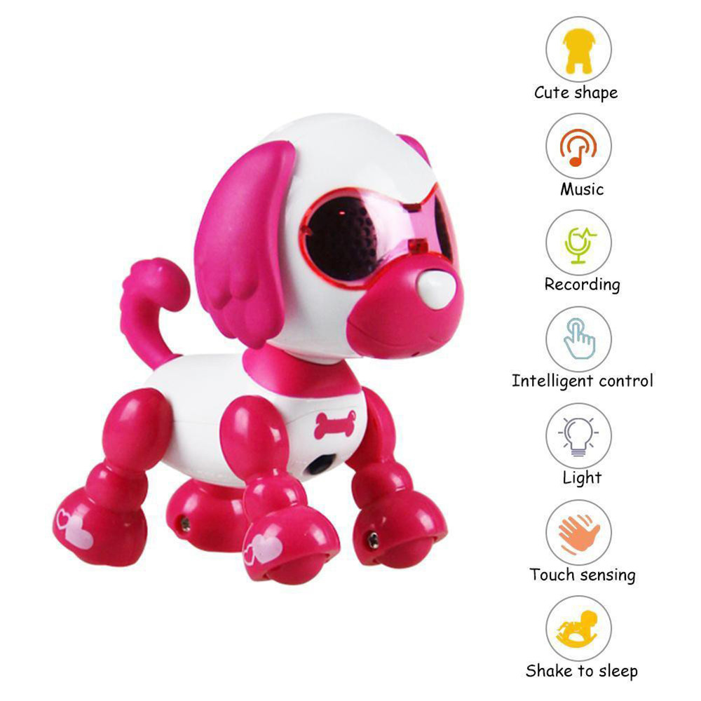 Juguete electr/ónico para mascotas para ni/ños robot inteligente interactivo sensorial juguetes para beb/és juguete interactivo para perro//gato para ni/ños de 2 3 4 5 6 7 8 a/ños