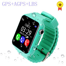 Obama like kids watch GPS smart watch smartwatch rohs smart watch children watch online shopping France(China)