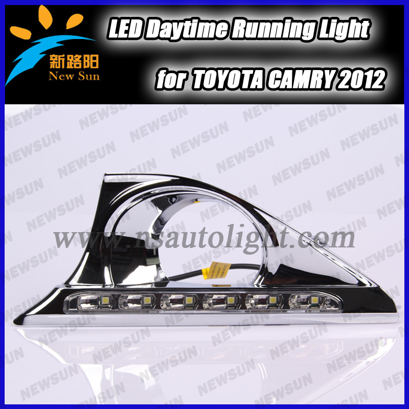 High quality Special LED Day Running Light / LED DRL Light / LED DRL AUTO LAMP Special for TOYOTA CAMRY 2013<br><br>Aliexpress