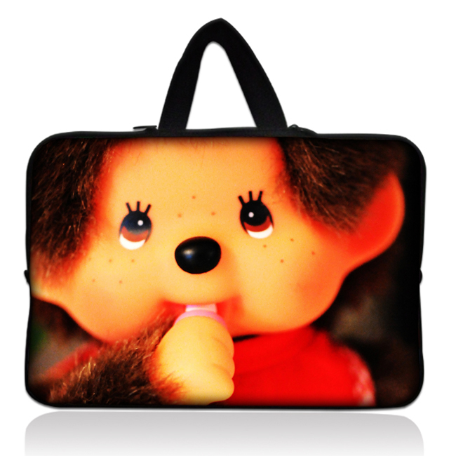 17 Cute Baby Soft Neoprene Laptop Netbook Sleeve Bag Case Pouch+ Hide Handle For 17.3 HP Pavilion DV7 E17 G7 / Dell XPS<br><br>Aliexpress