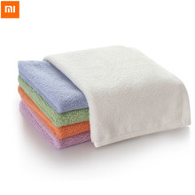 Buy Xiaomi ZSH Square Towel Polyegiene Antibacterial Towel Oeko-Tex Standard Cotton Strong Water Absorption Smart Home for $6.72 in AliExpress store
