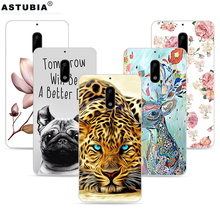 Phone Cases For Nokia 6 TA-1000 TA-1003 Case Brand Fashion Cute Soft TPU Plastic Silicone Cover For Nokia 6 Original Case Cover(China)