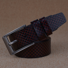Factory Outlet Crocodile Design Leather Belt High Quality Men Belt Men Luxury New Fashion Waistband Men Belt for Male