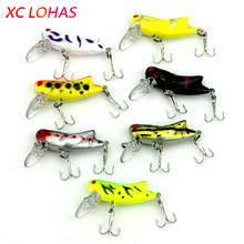 4.5cm 4.1g Isca Artificial Fishing Lure Grasshopper Hard Baits Insect Simulation Crankbait for Black Fish Carp Fishing KC002