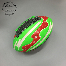 SIZE3 PU American Football Teaching and Training for Kindergarten Children and Adolescents Feel Good Rugby