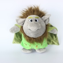 Disney Toys For Kids 30 Cm Trolls Cute Cartoon Plush Toys Disney Frozen Dolls Juguetes Brinquedos Gifts(China)