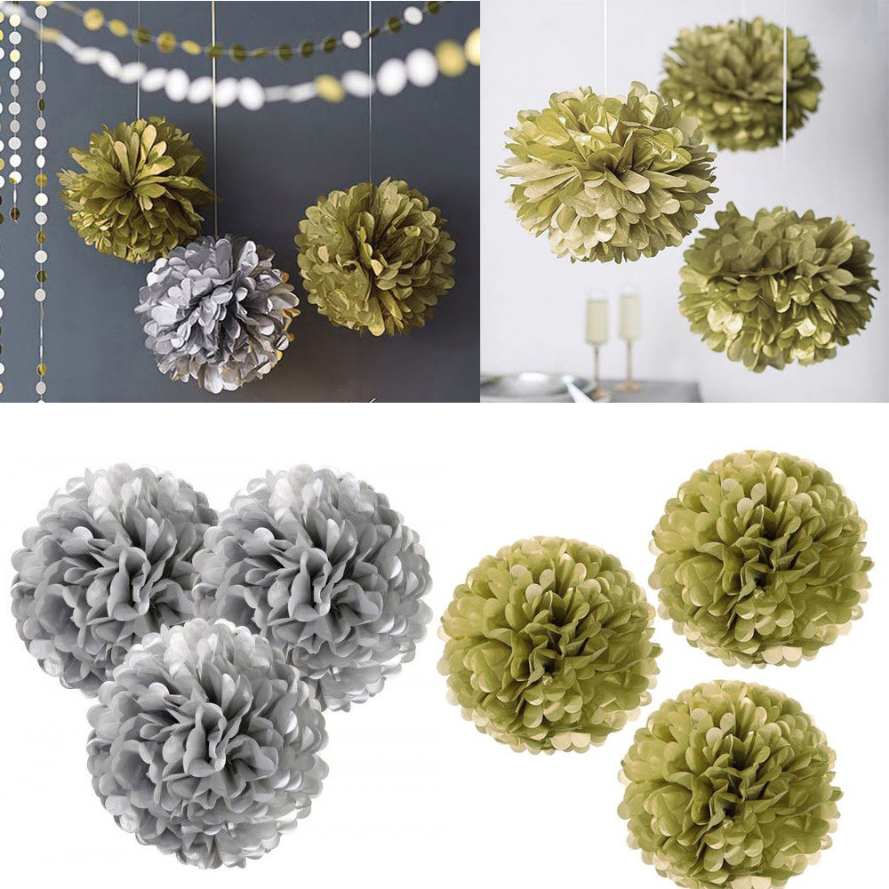 online kaufen gro handel silber pom poms aus china silber pom poms gro h ndler. Black Bedroom Furniture Sets. Home Design Ideas