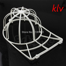 KLV 1PCS Wash Hat Cleaner Cap Washer For Ball Visor Baseball Ballcap Hanger Plastic Cap Washers Free Shipping Hot Sell