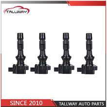 4PCS Ignition Coil L3G2-18-100A 6M8G-12A366 099700-1062 099700-1061 FOR Mazda 3 FOR Mazda 6 CX7 MX5 UF540