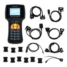 DHL Free Shipping V2014.09 T300 key Programmer T-code T300 Auto key programmer best quality Multi-language to choice