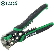 LAOA Automatic wire stripping Multifunction Professional Electrical wire stripper High Quality wire stripper Tools(China)