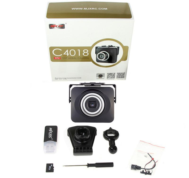 MJX R/C Technic c4018 FPV WIFI Camera X101/X102/X103/X104/X600/A1/A2/A3/A4/x601 RC Quadcopter 17.4x7.2x16.4cm<br>