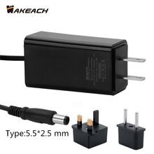 Wakeach 65W for Acer Charger 19V 3.42A Adapter supply Acer Charger Aspire Noterbook 5.5x2.5 mm Laptop AC Power Adapter Cable(China)
