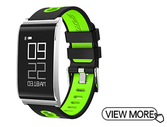 Blood Pressure Smart Bracelet With Pulse Monitor