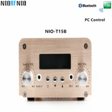 Free Shipping Professional Manufacturer FM Radio Broadcasting Transmitter for Radio Station NIO-T15B 5W/15W