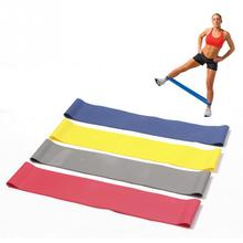 4 Levels Fitness Equipment Cross Fit Loop Pull Up Fitness Yoga Resistance Bands Rubber Expander Band Pounds For Training Body