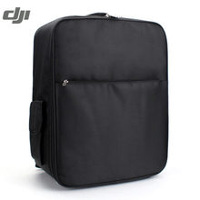 Phantom 3 Waterproof Portable Nylon Carrying Case Backpack Shoulder Bag Suitcase Box Black For RC Camera Drone FPV(China)