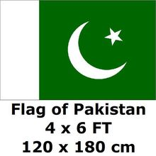 Pakistan Flag 120 x 180 cm 100D Polyester Large Big Pakistani Flags And Banners National Flag Country Banner
