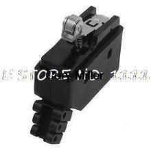 TM-1704 3 Screw Terminals Short Roller Hinge Lever Mirco Limit Switch w Cover