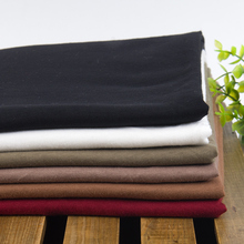 Combed cotton fabric for summer t shirts soft & breathable 50*160cm A0243(China)
