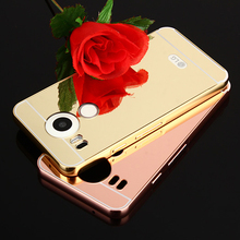 Buy Luxury Mirror effect Hybrid case LG Nexus 5X hard Metal Aluminum Protective back cover LG Nexus 5X phone shell housing for $2.80 in AliExpress store