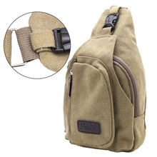 Men Tactical Sling Chest Bag Pack Messenger Shoulder Bag Hiking Bicycle Backpack-K624(China)