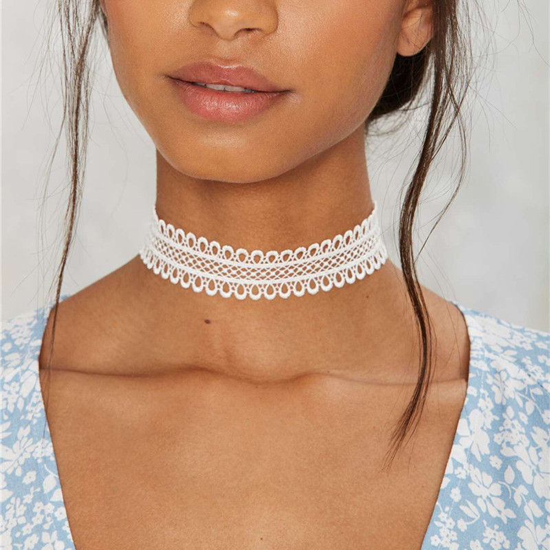 Fashion-jewelry-fashion-cool-cloth-Lace-Tattoo-choker-necklace-Valentine-s-Day-present-lovgift-for-women