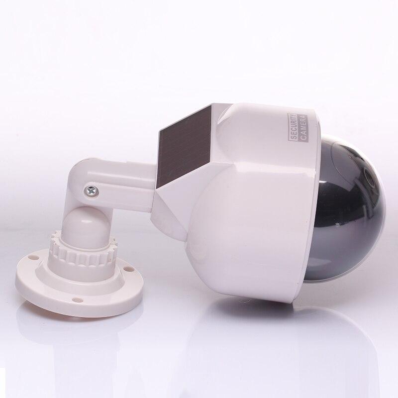 Solar Energy Home Surveillance Security Dummy IR Simulation Camera Waterproof LED Flashing Surveillance cameras<br><br>Aliexpress