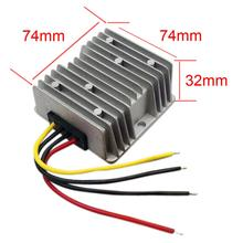 2017 New Arrival DC DC Power Adaptor 12V To 13.8V 10A 138W Step Up Supply Converter Waterproof Car Regulator Module(China)