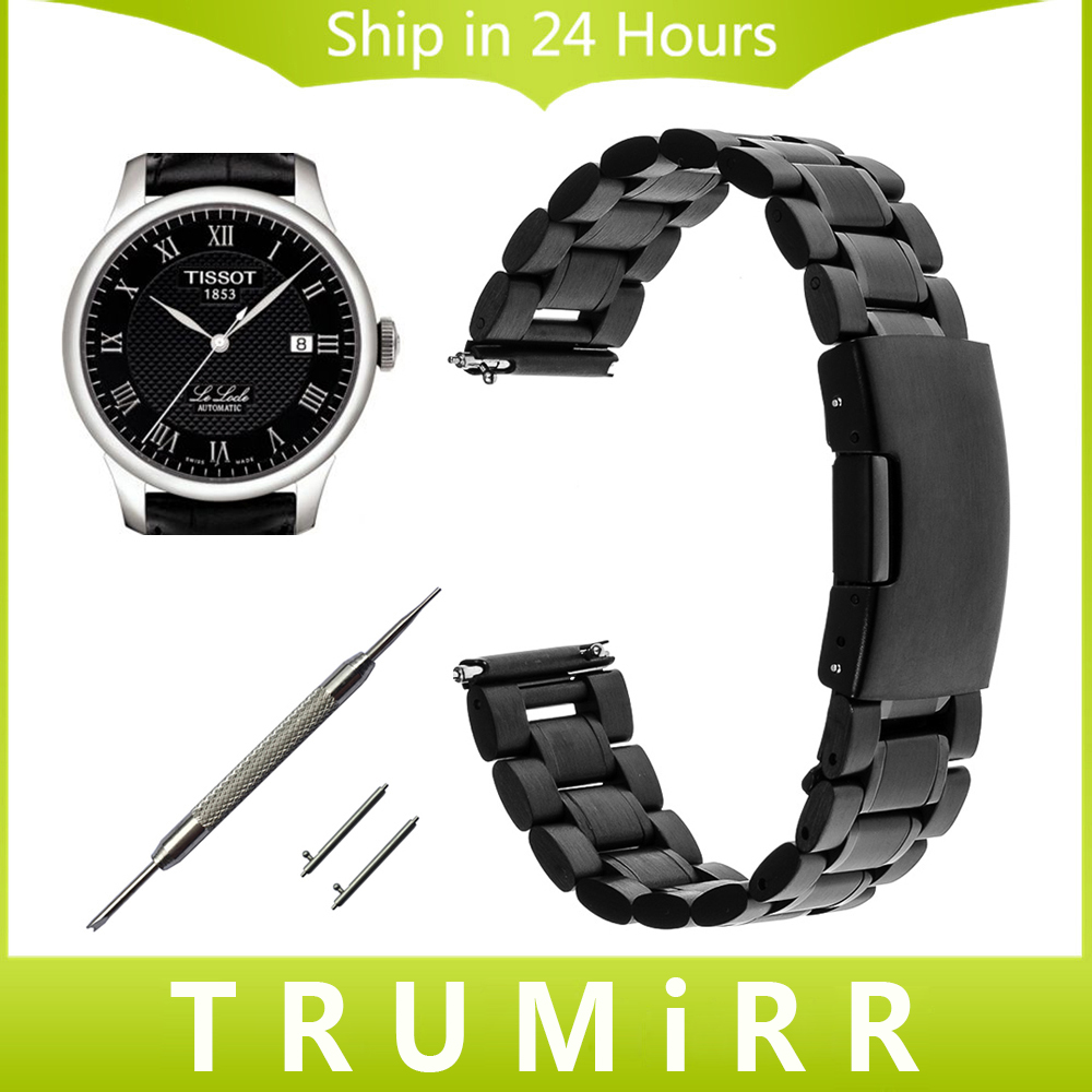 18mm 20mm 22mm Quick Release Watchband for Tissot T035 PRC200 T055 T097 Stainless Steel Watch Band Strap Link Bracelet + Tool<br><br>Aliexpress