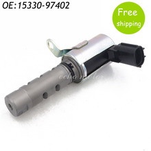 15330-97402 1533097402 VVT Variable Timing Solenoid /Oil Control Valve for Toyota VIOS SOLUNA AVANZA RUSH CAMI