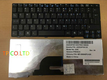 Brand New laptop keyboard  For acer Aspire One ZG5 D150 D210 D250 A110 A150 A150L ZA8 ZG8 Emachines EM250 us version