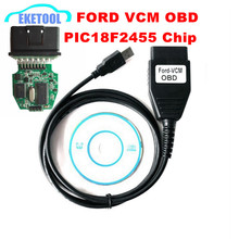 Professional OBD2 Compatible VCM OBD IDS Diagnostic For Ford/Mazda Super FoCOM For Ford-VCM OBD Multi-Function Code Reader
