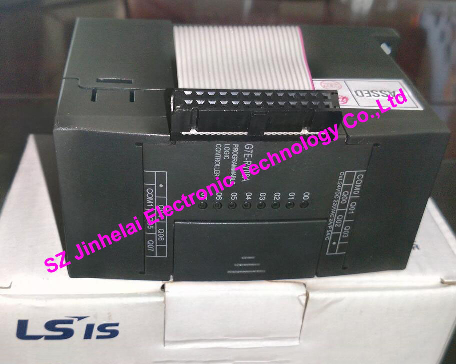 100% New and original  G7E-RY08A  LS(LG)  PLC controller  Relay 8 point output extension<br>