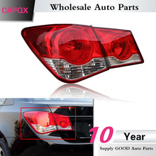 CAPQX For Chevrolet Cruze 2009 2010 2011 2012 2013 2014 Rear Brake Light Tail lamp taillight taillamp(China)