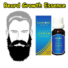 Beard Growth Oil 20ml fast hair grow products for alopecia Pubic Chest Thicker Essence Mustache Thick Treatment Products For Men