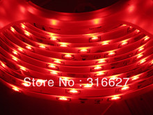 50M LED Strip lights /led lighting 335 SMD side emitting white/warm white/red/yellow/blue 270LEDS waterproof IP 65 5MM 5M/Coil(China)