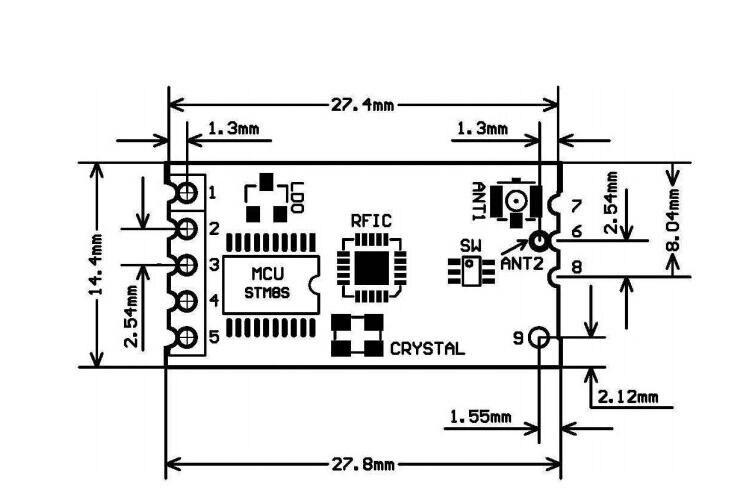 HC-12SI4463 (4)