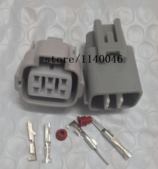 1pcs FOR Toyot headlight plug / Ground cord / 11663 /11194 / car plug / harness connector<br>