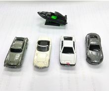 New Arrivals 1:87 007 movie series Diecast Car Martin toyota 2000gt Models Collection Kids Toys Vehicle For Children 5*2*2CM(China)